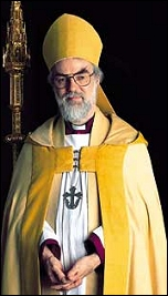 Arhiepiscopul anglican Rowan Williams